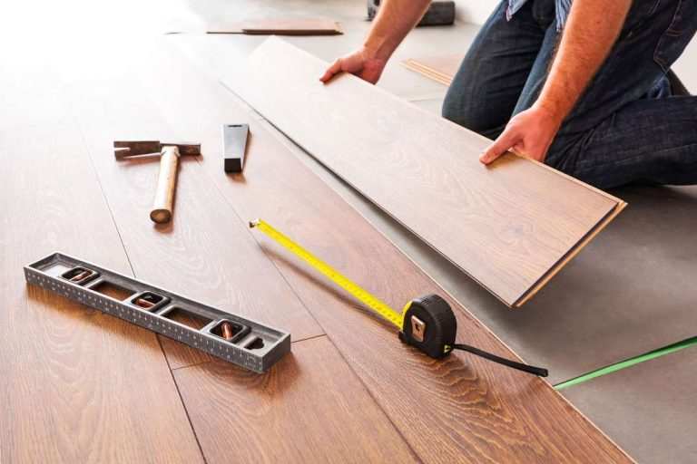 Flooring by Old To New Construction